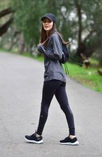 VICTORIA JUSTICE Out Hiking in Los Angeles 02/04/2019
