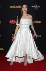 VICTORIA KONEFAL at Movieguide Awards 2019 in Los Angeles 02/08/2019