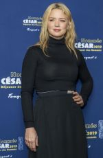 VIRGINIE EFIRA at Cesar 2019 Nominee Luncheon in Paris 02/03/2019