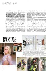 ZARA LARSSON in Grazia Magazine, Italy February 2019