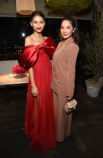 ZENDAYA at Vanity Fair and Lancome Toast Women in Hollywood 02/21/2019