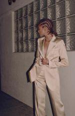 ZENDAYA COLEMAN for Vogue Magazine, March 2019