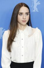 ZOE KAZAN at The Kindness of Strangers Photocall at 2019 Berlinale 02/07/2019