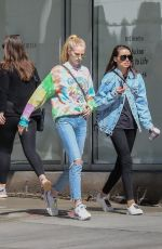ABBY CHAMPION Out and Abouot in Santa Monica 03/10/2019