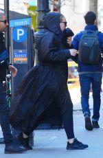 ADELE Heading to a Recording Studio in New York 03/27/2019