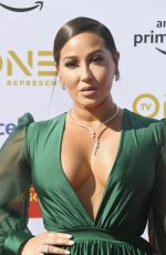 ADRIENNE BAILON at Naacap Image Awards 2019 in Hollywood 03/30/2019