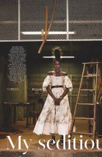 ADUT AKECH in Vogue Magazine, UK April 2019