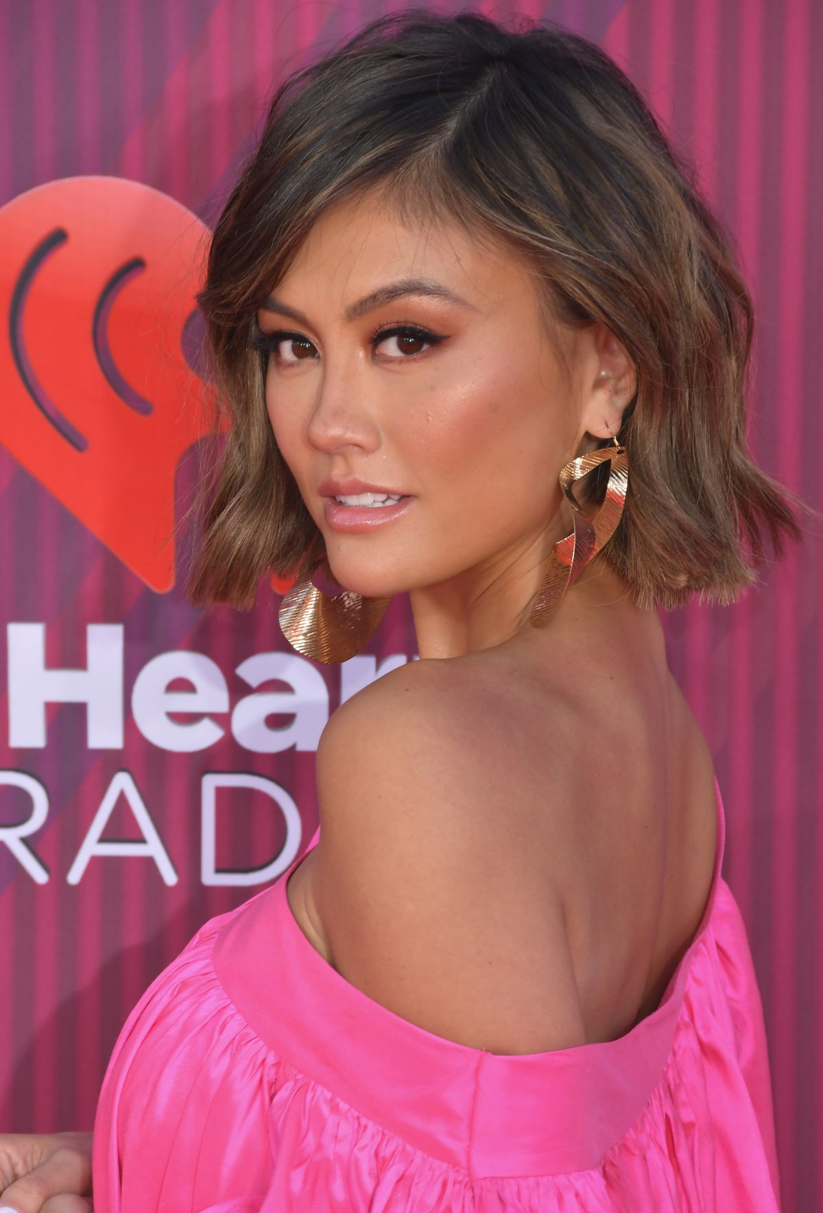 AGNEZ MO at Iheartradio Music Awards 2019 in Los Angeles ...