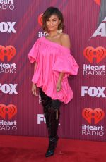 AGNEZ MO at Iheartradio Music Awards 2019 in Los Angeles 03/14/2019