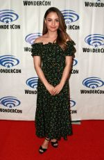 AIMEE CARRERO at She-ra and the Princesses of Power Press Line at WonderCon in Anaheim 03/30/2019