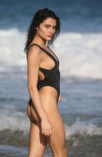 ALESSIA VENEZIANO in Swimsuit at a Beach in Italy 03/09/2019