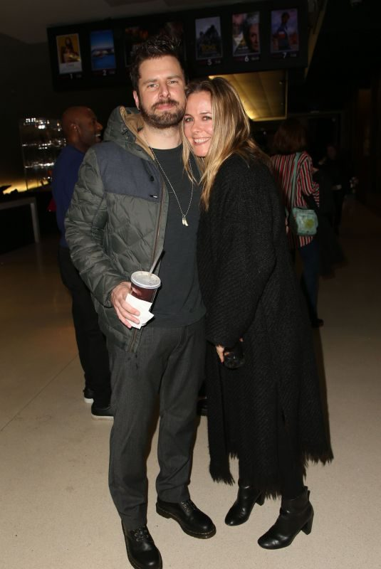 ALICIA SILVERSTONE Night Out in Los Angeles 02/28/2019