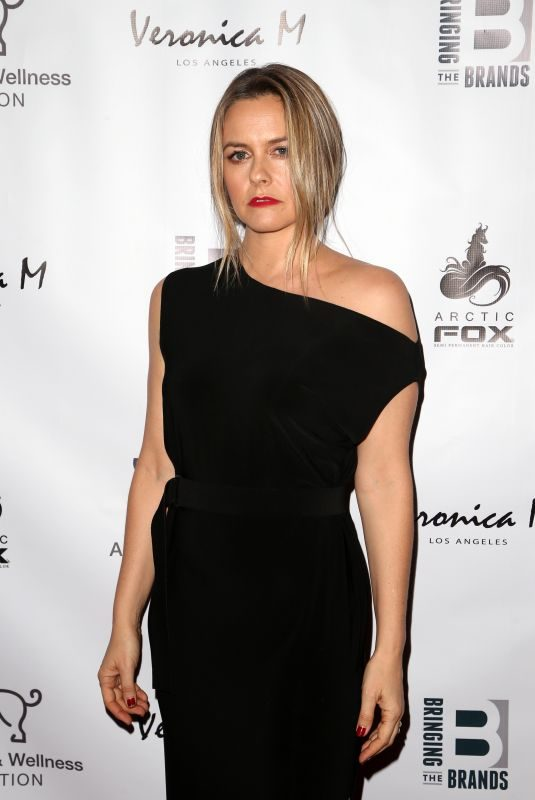 ALICIA SIVLERSTONE at Animal Hope & Wellness Foundation's Compassion Gala in Culver City 03/03/2019