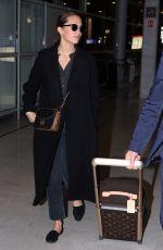 ALICIA VIKANDER at Charles De Gaulle Airport in Paris 03/03/2019