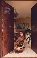 ALYCIA DEBNAM-CAREY in Instyle Magazine, Australia April 2019