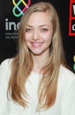 AMANDA SEYFRIED at Good for a Laugh Comedy Fundraiser in Los Angeles 03/01/2019