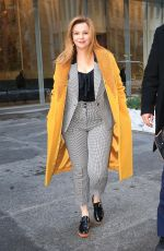 AMBER TAMBLYN Out in New York 03/04/2019