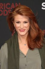 ANGIE EVERHART at American Gods, Season 2 Premiere in Los Angeles 03/05/2019