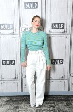 ANNA CHLUMSKY at Build Studio in New York 03/28/2019