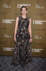 ANNA CHLUMSKY at Roundabout Theatre Company Gala in New York 02/25/2019