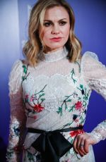 ANNA PAQUIN at 2nd Series Mania Festival Opening Ceremony in Lille 03/23/2019