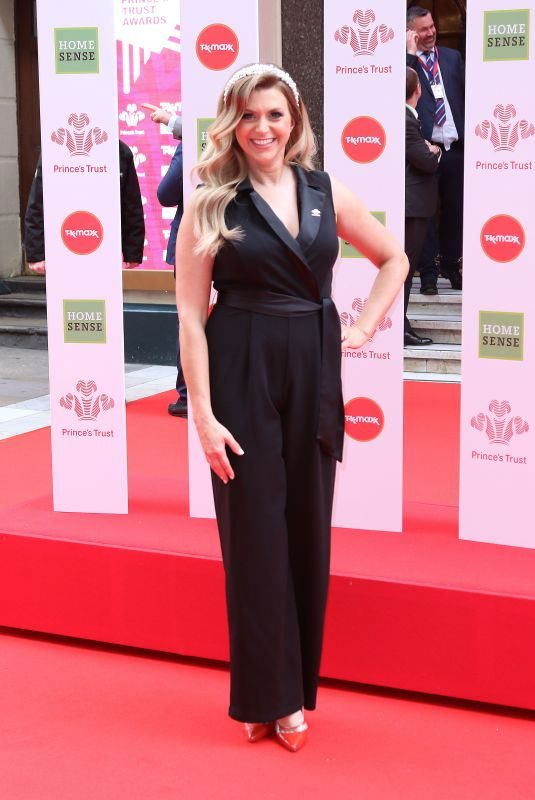 ANNA WILLIAMSON at The Prince's Trust, Tkmaxx and Homesense Awards in London 03/13/2019