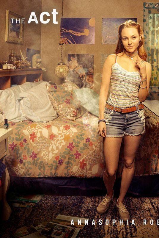 ANNASOPHIA ROBB – The Act Promo and Trailer