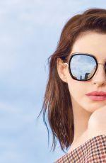 ANNE HATHAWAY for Bolon Eyewear 2019 Campaign