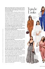 ANNE HATHAWAY in Instyle Magazine, Germany April 2019