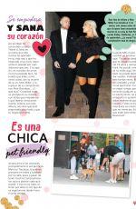 ARIANA GRANDE in Tu Mexico, March 2019 Issue