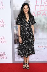 ARIANA GUERRA at Five Feet Apart Premiere in Los Angeles 03/07/2019