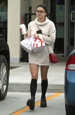ARIEL WINTER Out and About in Los Angeles 03/04/2019