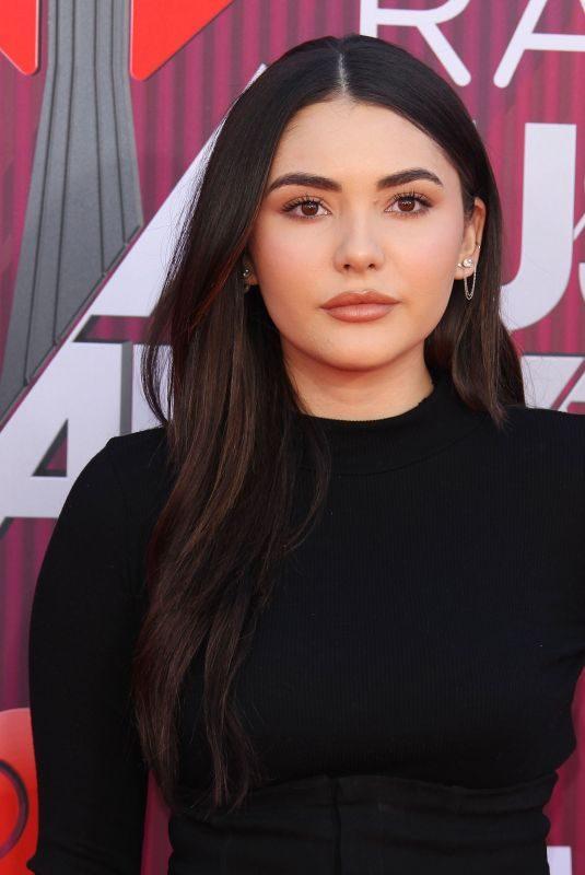 ATIANA DE LA HOYA at Iheartradio Music Awards 2019 in Los Angeles 03/14/2019