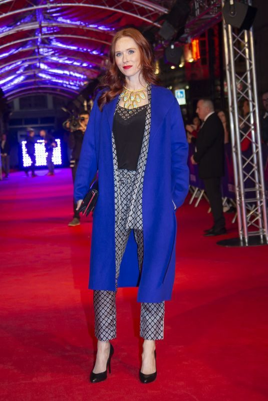 AUDREY FLEUROT at 2nd Series Mania Festival Opening Ceremony in Lille 03/23/2019