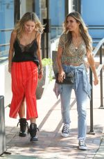 AUDRINA PATRIDGE Out and About in West Hollywood 03/22/2019