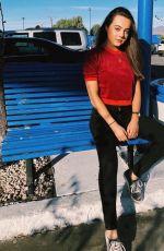 AVA ALLAN - Instagram Pictures 03/11/2019