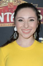 AVA CANTRELL at Cats Opening Night Performance in Hollywood 02/27/2019