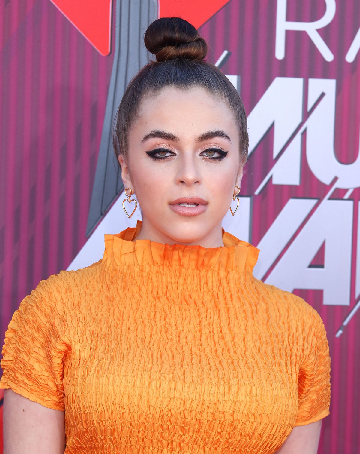 BABY ARIEL at Iheartradio Music Awards 2019 in Los Angeles ...