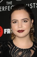 BAILEE MADISON at Pretty Little Liars: The Perfectionists Premiere in Hollywood 03/15/2019