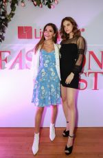 BARBARA PALVIN at Liverpool Mexico Fashion Fest Cocktail Party in Mexico City 03/27/2019