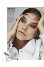 BARBARA PALVIN in Vogue Magazine, Australia March 2019