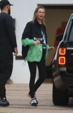 BEHATI PRINSLOO Out in Beverly Hills 03/01/2019