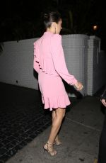 BEL POWLEY at Chateau Marmont in West Hollywood 03/18/2019