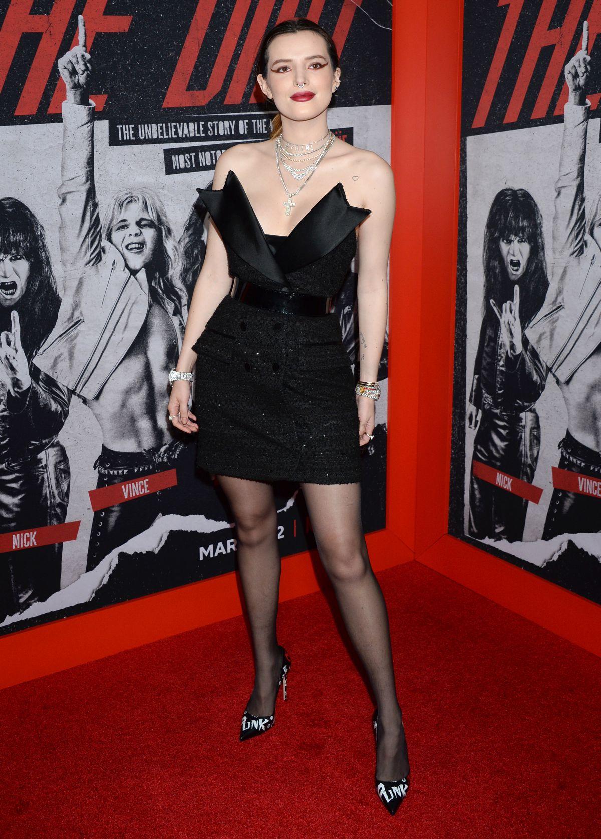 Bella Thorne 2019