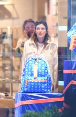 BELLA THORNE Out Shopping in Beverly Hills 03/11/2019