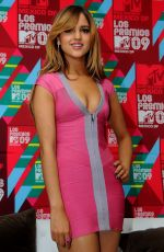 Best from the Past - EIZA GONZALEZ at Los Premios MTV 2009 in Mexico City, October 2009