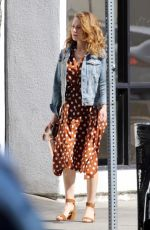 BETHANY JOY LENZ Out and About in Studio City 03/14/2019