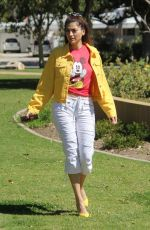 BLANCA BLANCO Out and About in Beverly Hills 03/14/2019