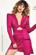 BLANCA SUAREZ in Cosmopolitan Magazine, Spain April 2019