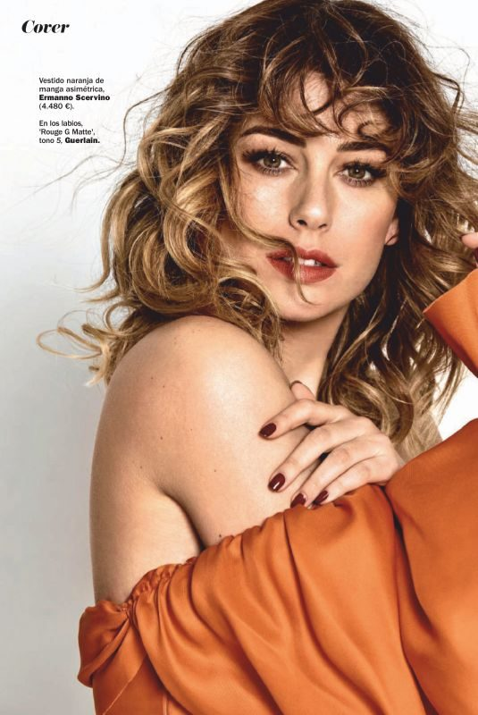 BLANCA SUAREZ in Cosmopolitan Magazine, Spain April 2019